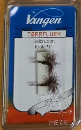Vangen T�rrflue 2 pack SOLBRUDEN #14
