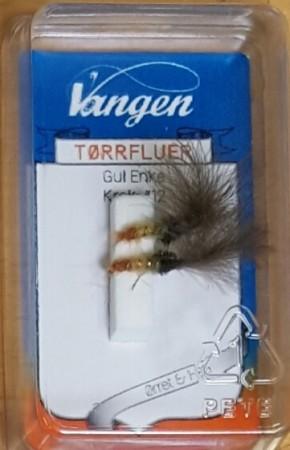 Vangen T�rrflue 2 pack GUL ENKE #14