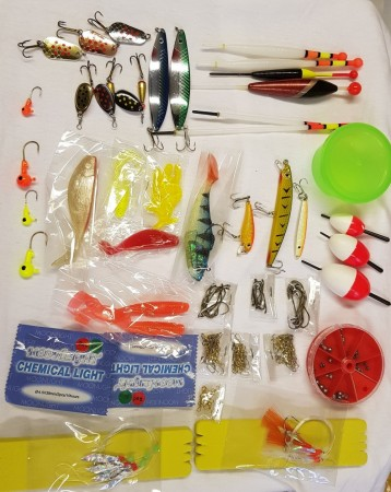 FISHLOGIC Starter Box 108 pcs