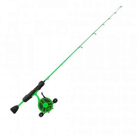 "13 FISHING RADIOACTIVE PICKLE ICE COMBO 25"" MH"