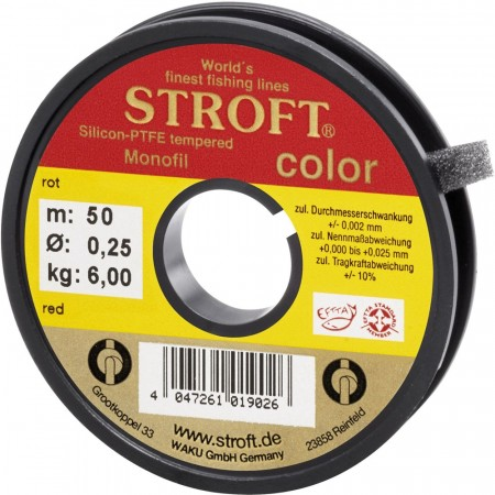 STROFT Color Red 50m
