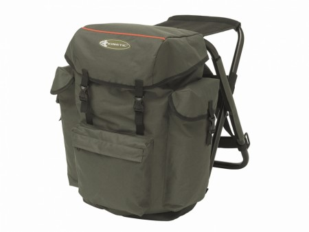 Kinetic High Seat Chairpack Alu. 35L